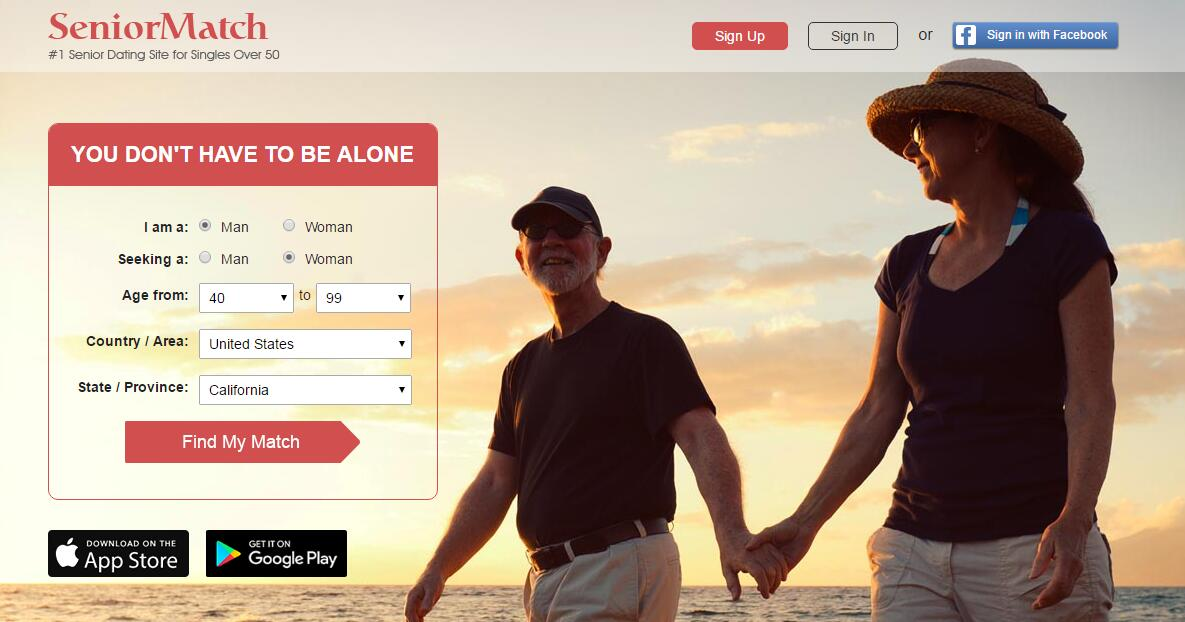 Best online dating service for over 50